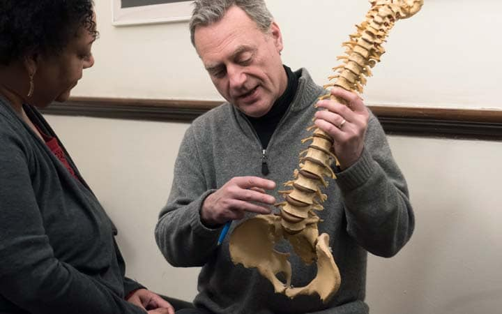 hermiated discs chiropractic consultation NYC