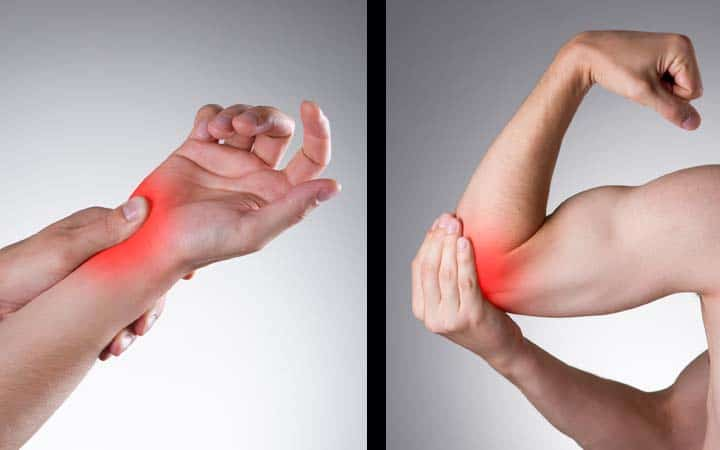 wrist pain hand pain therapy NYC