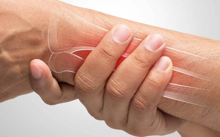 wrist pain hand pain treatment NYC