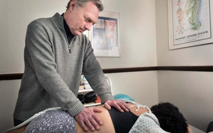 chiropractic adjustment - better health chiropractic in New York NY